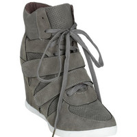 Wedge Sneaker | Shop Shoes at Wet Seal