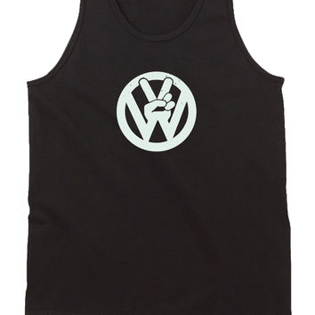 Vw Volkswagen Mens Tank Top