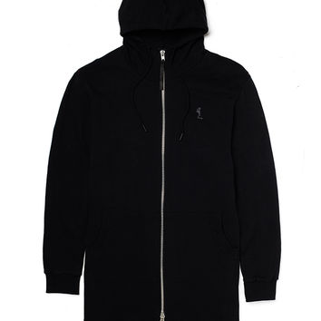Religion Epic Long-line Hoodie with Zip