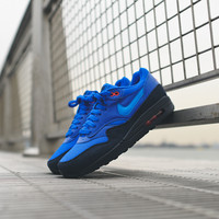 NIKE Air Max 1 FB - Obsidian / Black / Light Photo Blue