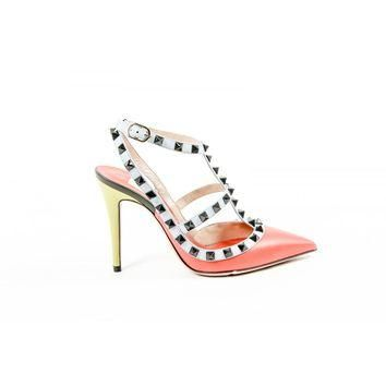 Valentino Womens Ankle Strap Sandal KW2S0393 VHE AB0
