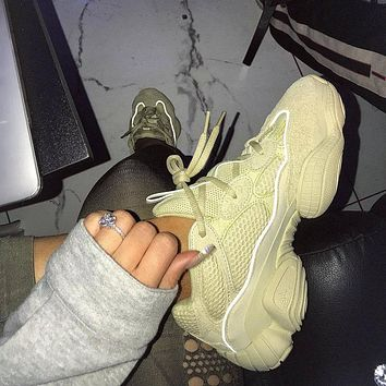 Adidas Yeezy 500 Running Sport Shoes Sneakers