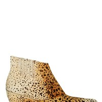 Matisse Nugent Ponyhair Ankle Boot