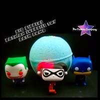 "Big Dippers""  Batman Surprise POP Toy Bath Bomb"
