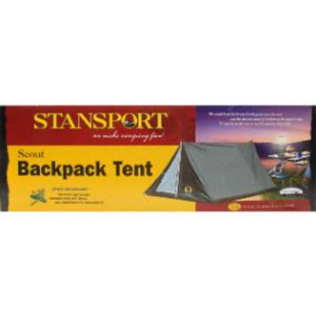 "Stansport 1 Man A Frame Tent 6'6"" X 4'6"" X 36inch"