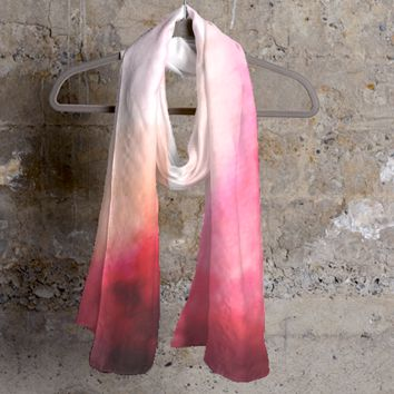Red Cloud Scarf