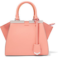 Fendi - 3Jours small leather tote