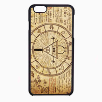 Gravity Falls Map FOR IPHONE 6 CASE NEWEST **