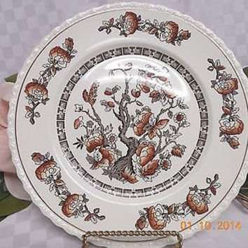 Myott China Dinnerware Staffordshire England  Called Dynasty Dinner Plate