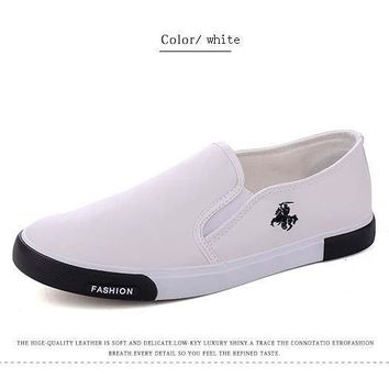 new men leather casual shoes for man size 789