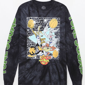 Space Jam Tune Squad Washed Long Sleeve T-Shirt at PacSun.com