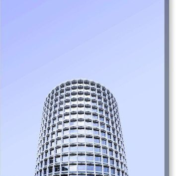 Urban Architecture - Tottenham Court Road, London, United Kingdom 2a - Canvas Print