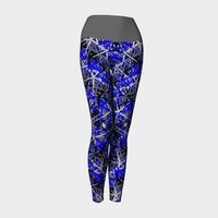 kaktus yoga leggings Yoga Leggings