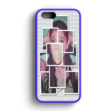 Ariana Grande Awesome Puzzle Photo  iPhone 5 Case iPhone 5s Case iPhone 5c Case