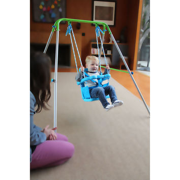 Sportspower My First Indoor Outdoor Portable Toddler Swing