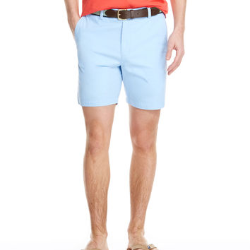 7 Inch Summer Twill Breaker Shorts