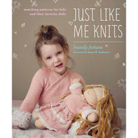 Random House Books-Just Like Me Knits