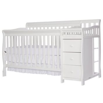 Dream On Me Brody 4-in-1 Brody Convertible Crib - Walmart.com