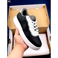 NIKE AIR FORCE Tide brand low men and women sports shoes #2