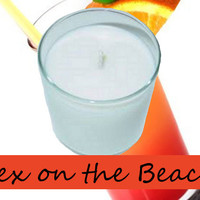 Sex on the Beach Scented Candle in Tumbler 13 oz