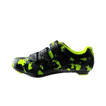 TIEBAO R1719 New Arrival 2017 Professional Outdoor Road Bike Shoes KEO SPD Cleat Bicycle Shoes Spinning Class Bicycle Shoes