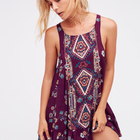Free People Annka Border Slip