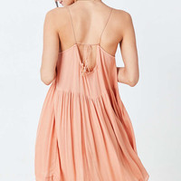 Ecote Ever After Gauze Swing Dress - Urban Outfitters
