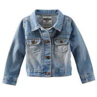 Denim Jacket - Blue Coast Wash