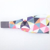 Fitness/Yoga Bands - Pastel Mosaic