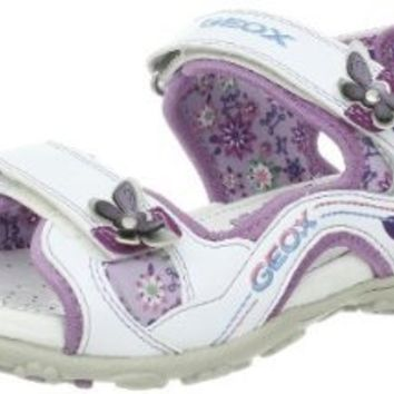 Geox Roxanne16 Sandal (Toddler/Little Kid/Big Kid): Shoes
