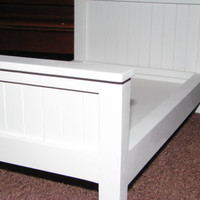 """Barbie Doll Bed """"With custom color option available"""""""