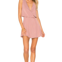 Lovers + Friends Coco Dress in Sand