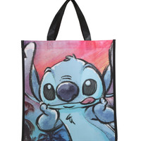 Loungefly Disney Lilo & Stitch Aloha Reusable Tote