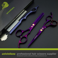 "6"" hot professional salon hair shears - Barber Supplies"