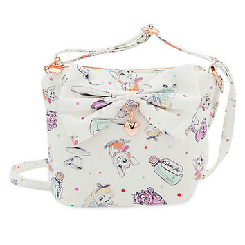 Disney Animators' Collection Alice in Wonderland Crossbody Bag | Disney Store