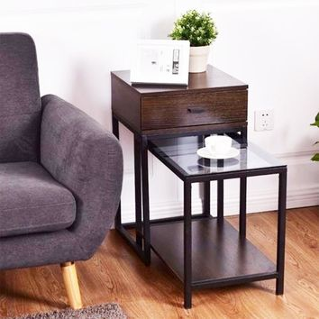 Nesting Coffee Side Table