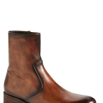 Men's Magnanni 'Lyon' Zip Boot
