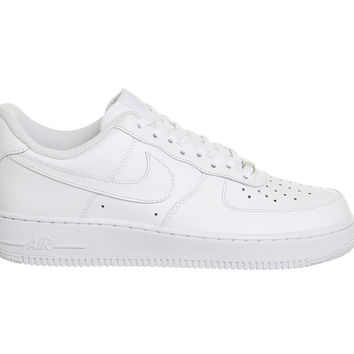 Nike Air Force 1 White - His trainers