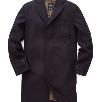 Todd Snyder Japan Wool Angora Topcoat