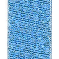 Sky Blue Sparkles Case for Apple iPhone 4, 4S (AT&T, Verizon, Sprint)