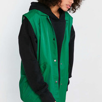 BDG Coach Vest - Urban Outfitters
