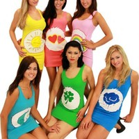 Care Bears Costume Tunic Tank Dress