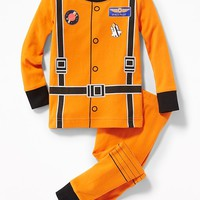 """Space Pilot"" Sleep Set for Toddler & Baby 