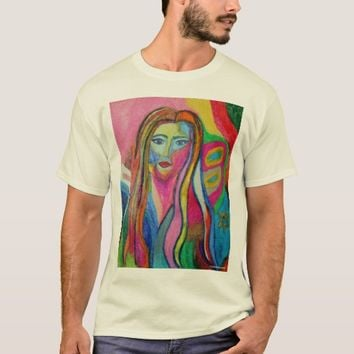 ART T-SHIRTS - PAINTING BY DEBBIE DAVIDSOH - GIFTS