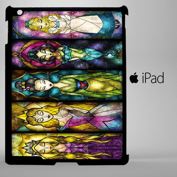 Gorgeous Disney Stained Glass iPad 2, iPad 3, iPad 4, iPad Mini and iPad Air Cases - iPad