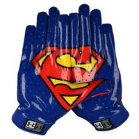 Under Armour F4 Super Hero Football Gloves - Men's