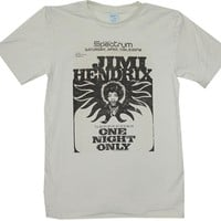 Buy Jimi Hendrix at the SpectrumT-Shirt TShirt Online