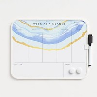 Week At A Glance Dry Erase Board