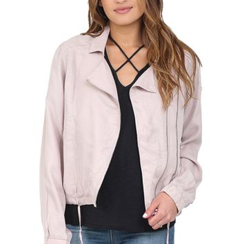 Blush Lightweight Jacket from Blank Denim at Blush Boutique Miami - ShopBlush.com : Blush Boutique Miami – ShopBlush.com