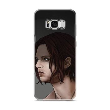 Bucky Barnes Art Civil War Samsung Galaxy S8 | Galaxy S8 Plus case